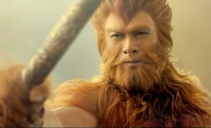 Aaron Kwok as The Monkey King in The Monkey King 2