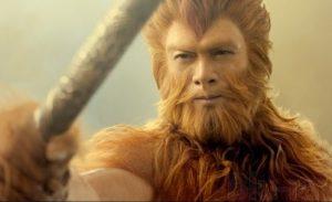 Aaron Kwok as The Monkey King in The Monkey King 2